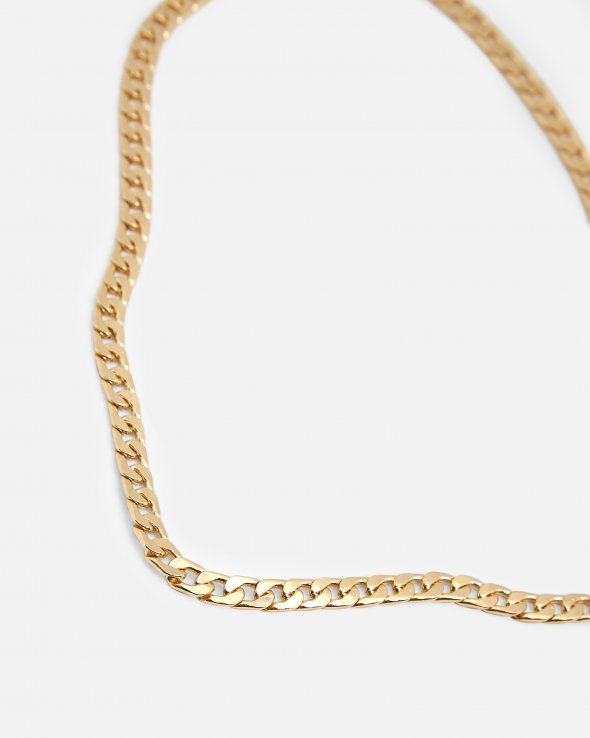 Moss Copenhagen - Chunky L Necklace