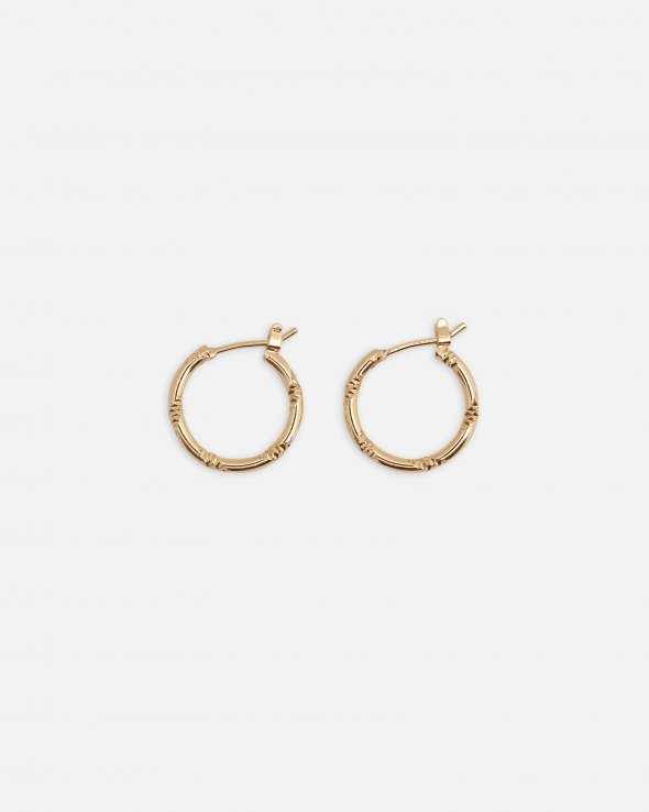Moss Copenhagen - Cheanne Hoop Earrings