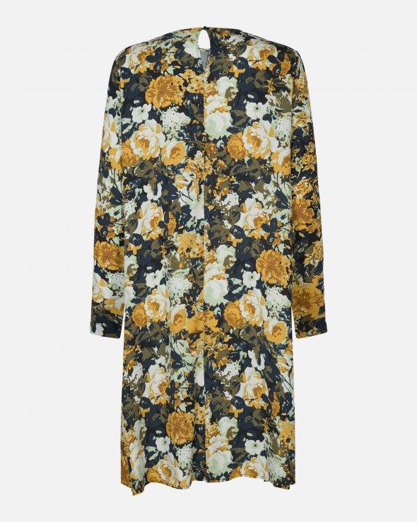 Moss Copenhagen - Monica Leia LS Dress AOP
