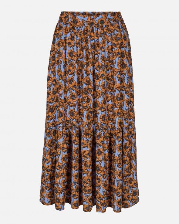 Moss Copenhagen - Turid Skirt AOP