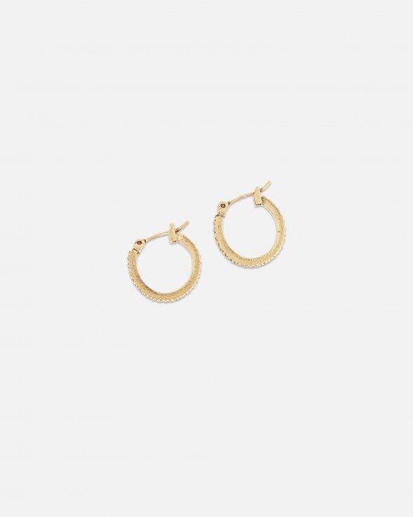 Moss Copenhagen - Vintage Hoop Earrings
