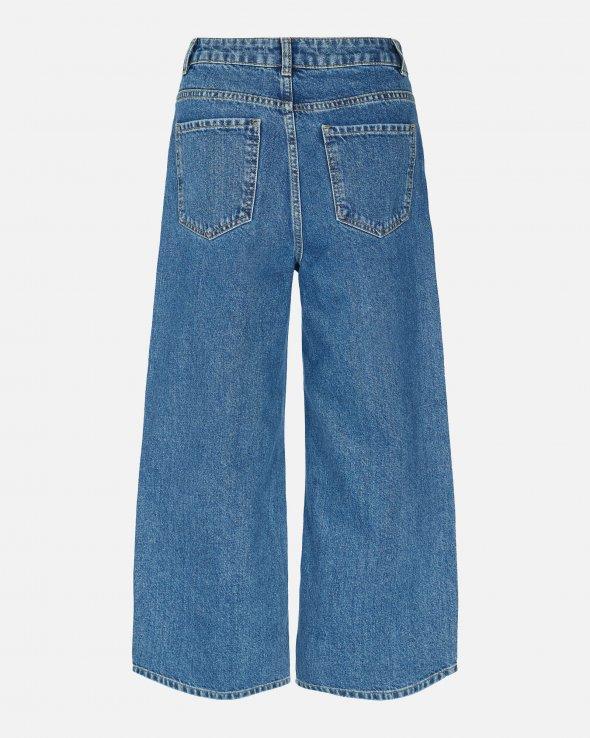 Moss Copenhagen - Annabel Denim Culotte Pants
