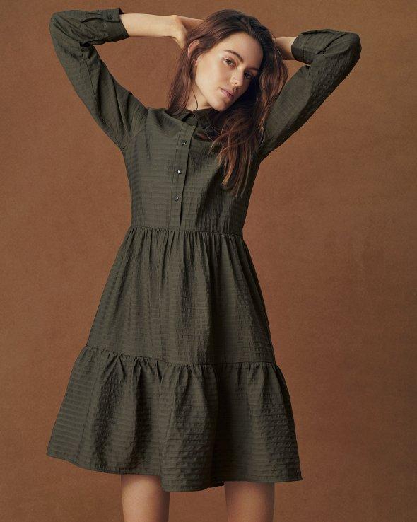 Moss Copenhagen - Elysia LS Dress
