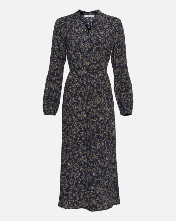 Moss Copenhagen - Jalina LS Dress AOP