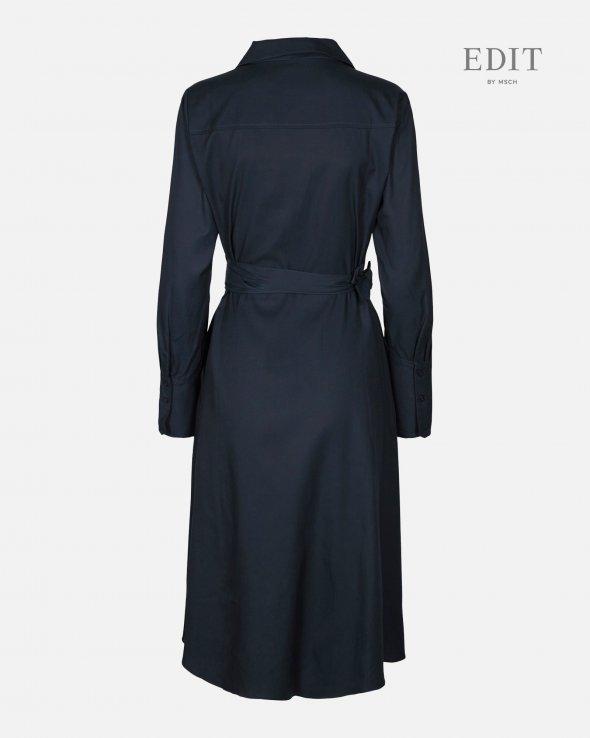 EDIT BY MSCH - Leighton LS Shirt Dress