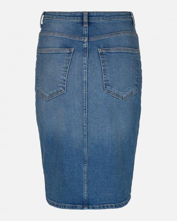 Moss Copenhagen - Rikka HW Denim Skirt