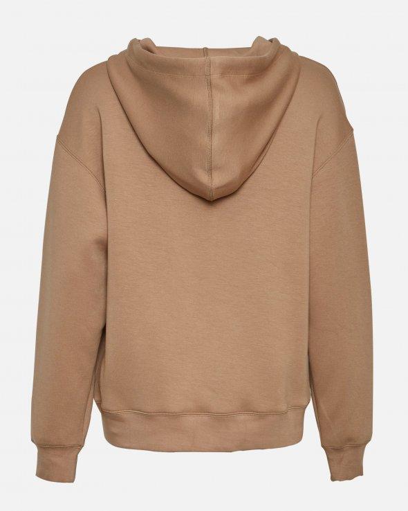 Moss Copenhagen - Ima Logo Hood Sweatshirt
