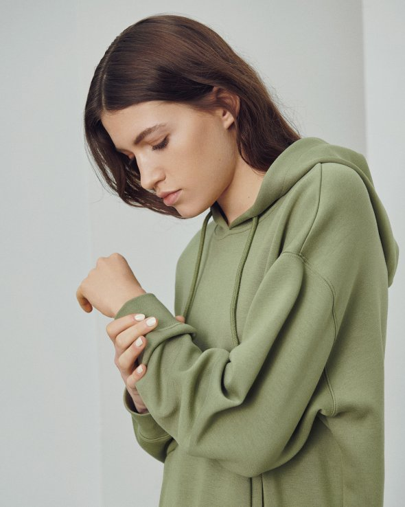 Moss Copenhagen - Ima Hood Sweatshirt