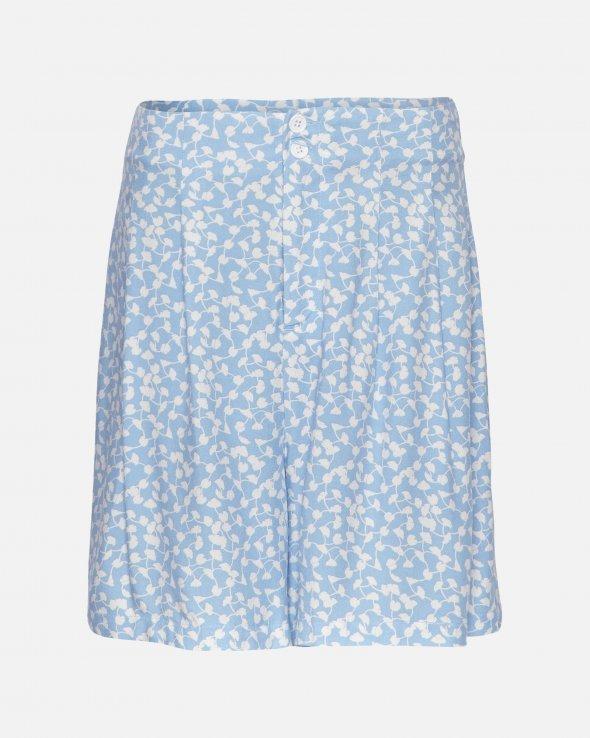 Moss Copenhagen - Elliane Leia HW Shorts AOP