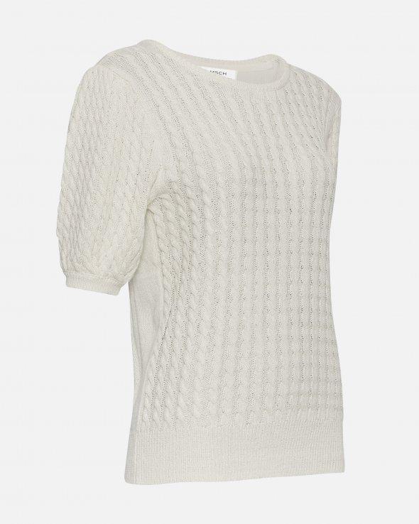 Moss Copenhagen - Kattie SS Knit Pullover