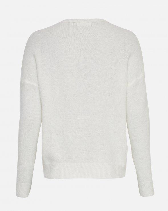 Moss Copenhagen - Femme Mohair V Neck Pullover