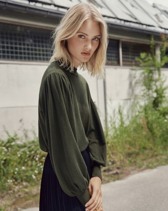 Moss Copenhagen - Talma Helena LS Pullover