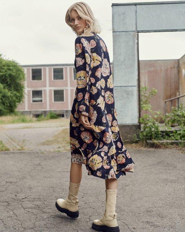 Moss Copenhagen - Helma Jalina LS Dress AOP