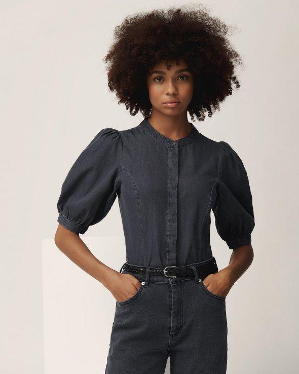 Moss Copenhagen - Fanella Lyanna 3/4 Shirt