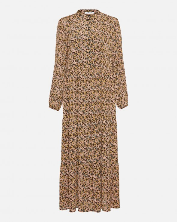 Moss Copenhagen - Martha Rikkelie LS Dress AOP