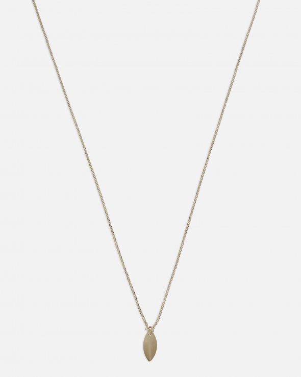 Moss Copenhagen - Leaf Necklace