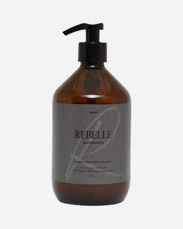 Rebelle Copenhagen - Hand Soap With Scrub