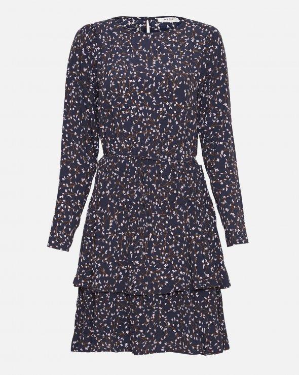 Moss Copenhagen - Berthe Jalina Short Dress AOP
