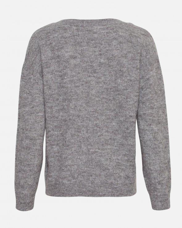 Moss Copenhagen - Rakel Mohair V Neck Pullover