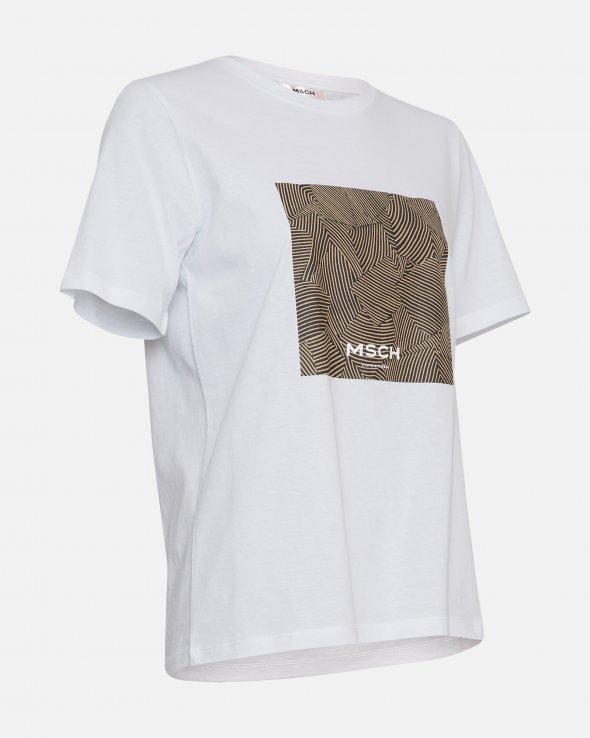 Moss Copenhagen - Mo Alva Print Tee