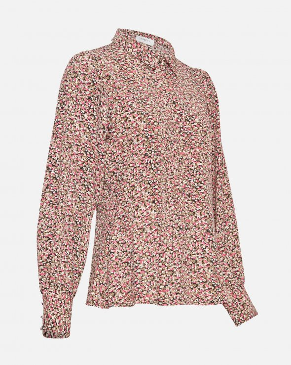 Moss Copenhagen - Fieke LS Shirt AOP