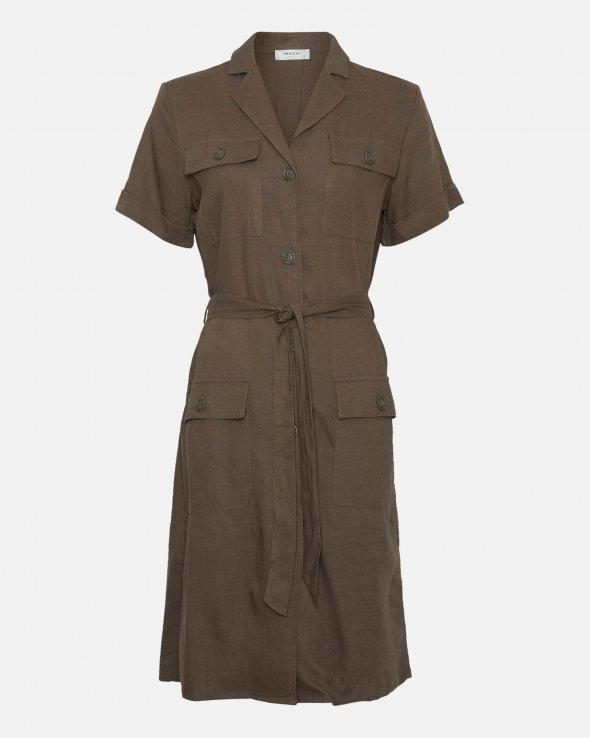 Moss Copenhagen - Eria Emerson SS Shirt Dress