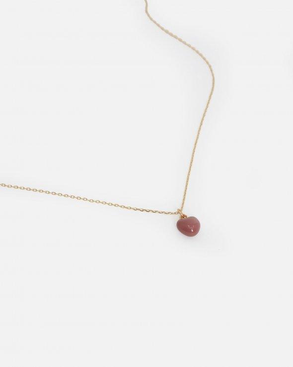 Moss Copenhagen - Heart Necklace