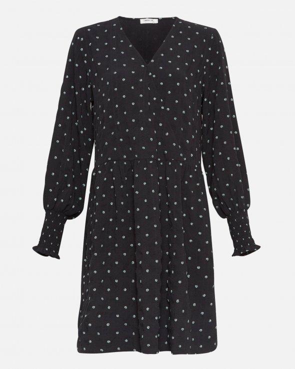 Moss Copenhagen - Laurissa LS Dress AOP