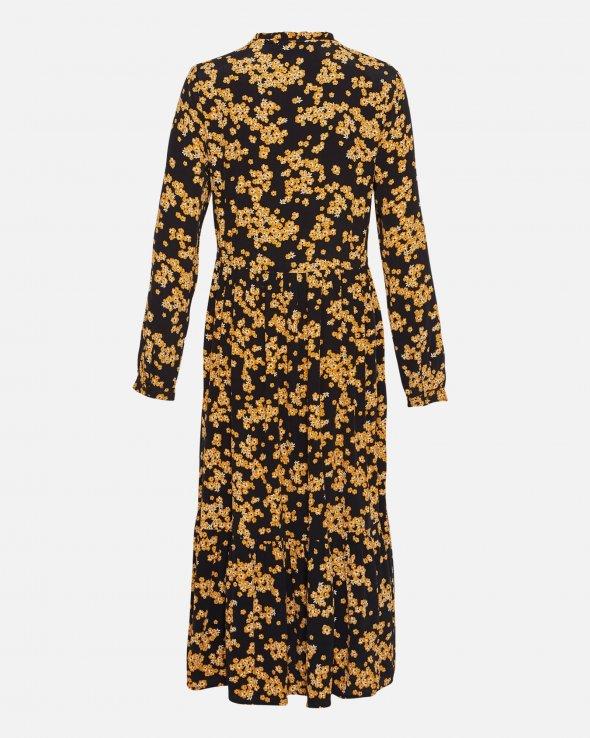 Moss Copenhagen - Estrid Morocco LS Dress AOP