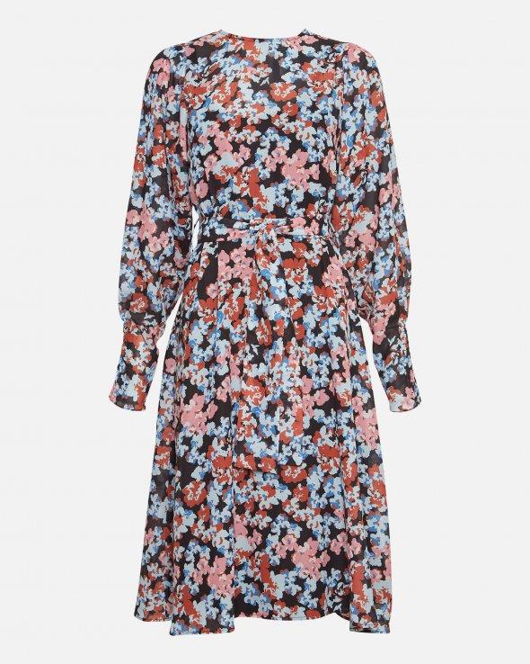 Moss Copenhagen - Ammalie LS Dress AOP