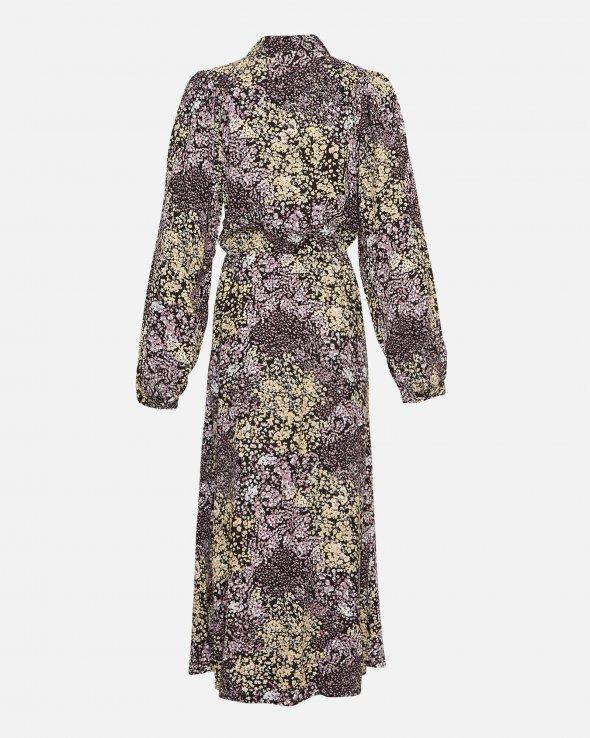 Moss Copenhagen - Vidette Jalina LS Dress AOP