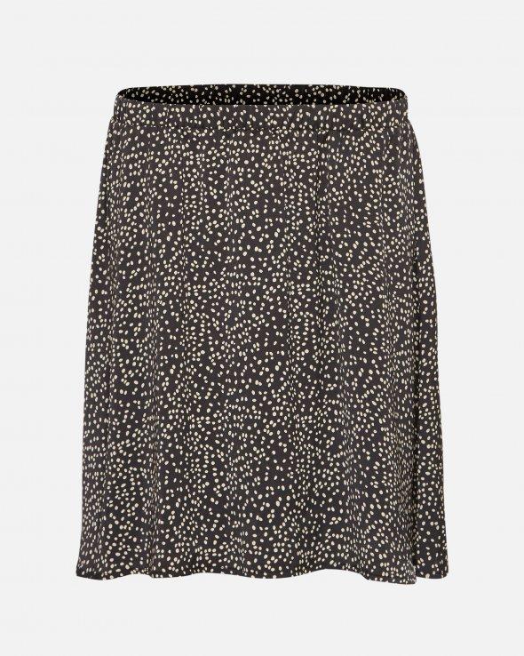 Moss Copenhagen - Willow Polysilk Skirt AOP
