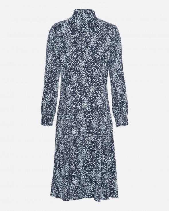 Moss Copenhagen - Amaya Raye LS Dress AOP