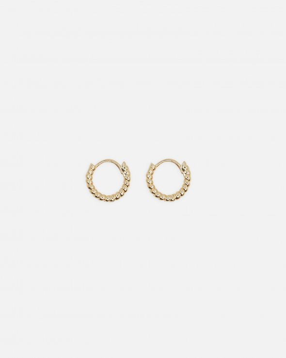 Moss Copenhagen - Nerine Hoop Earrings