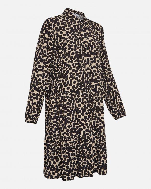 Moss Copenhagen - Bahira Jalina Short Dress AOP