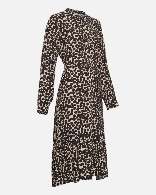 Moss Copenhagen - Bahira Jalina Long Dress AOP