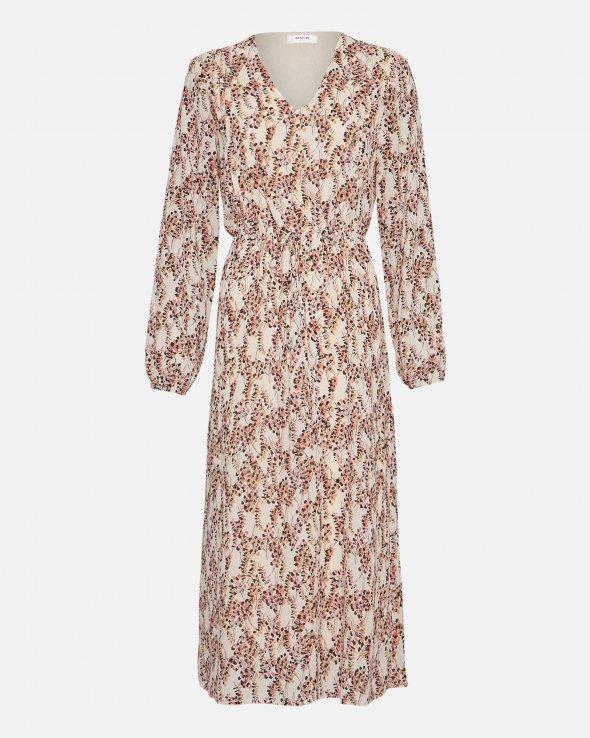 Moss Copenhagen - Camly Rikkelie LS Dress AOP