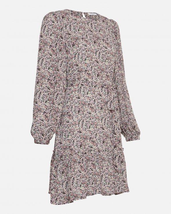 Moss Copenhagen - Ennis Rikkelie LS Dress AOP