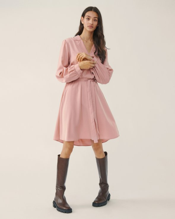 Moss Copenhagen - Nille LS Dress