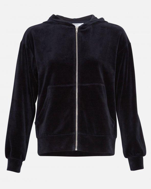 Moss Copenhagen - Medea Zip Hood Sweatshirt