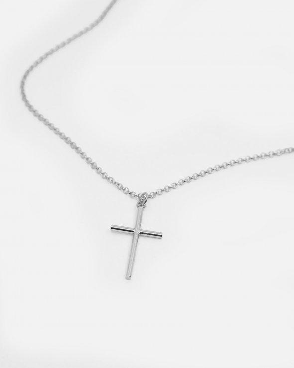 Moss Copenhagen - Cross Necklace