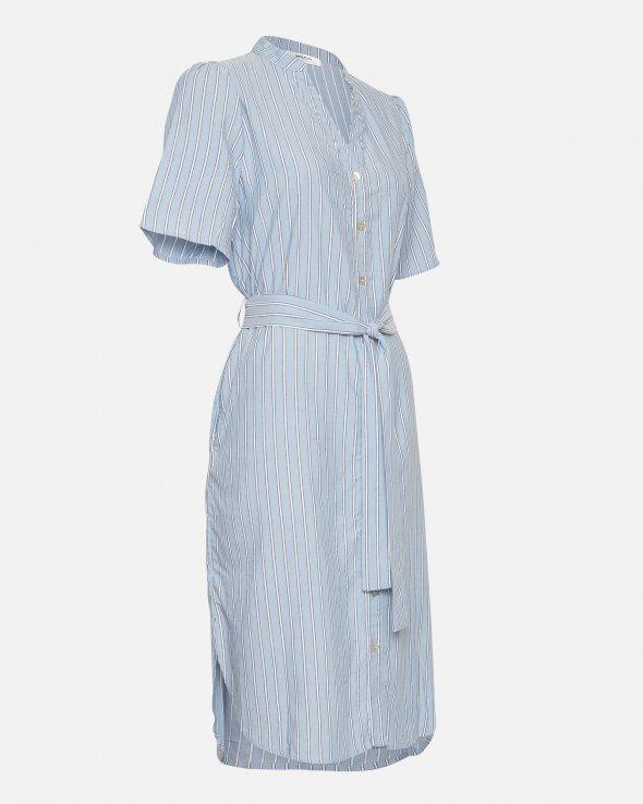 Moss Copenhagen - Makita Beach Shirt Dress AOP