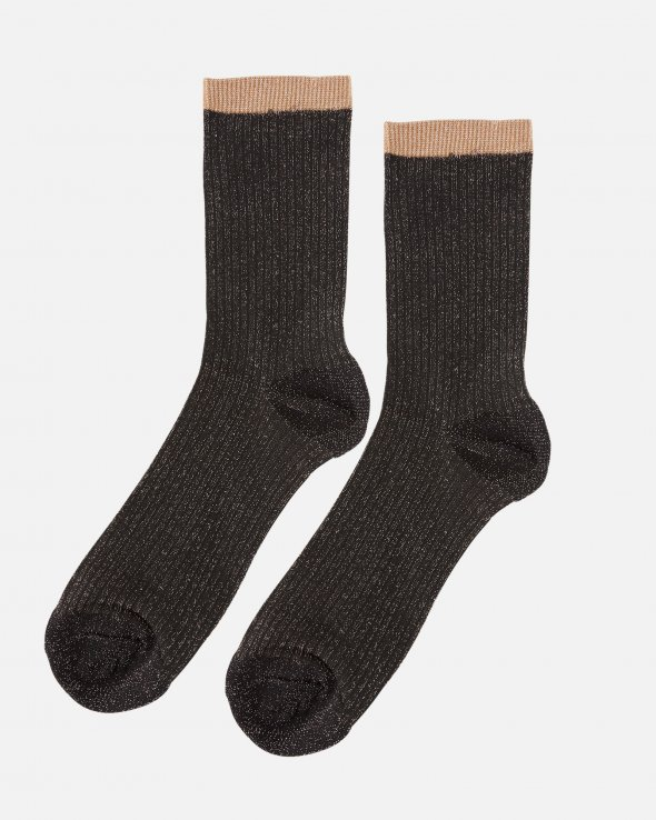Moss Copenhagen - Neala Glitter Socks