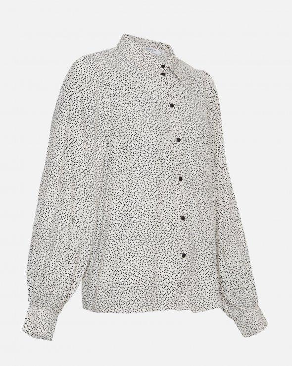 Moss Copenhagen - Sidika Morocco Shirt AOP