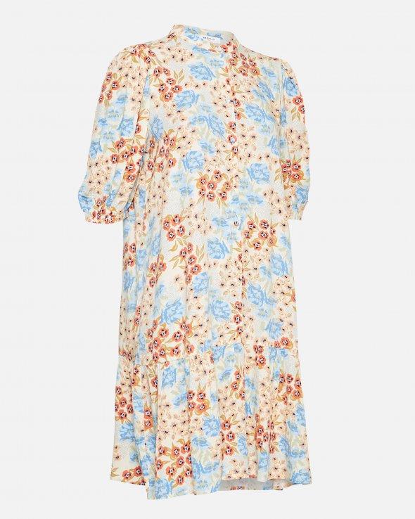 Moss Copenhagen - Ashlyn Raye 2/4 Dress AOP