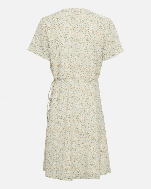 Moss Copenhagen - Evette Wrap Dress AOP