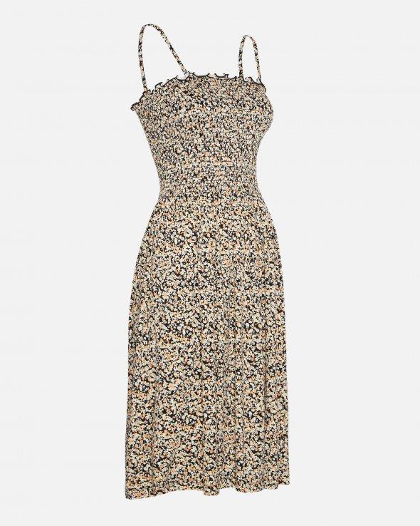 Moss Copenhagen - Mabea Smock Dress AOP