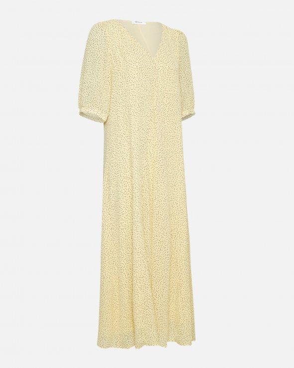 Moss Copenhagen - Linoa Rikkelie 2/4 Dress AOP