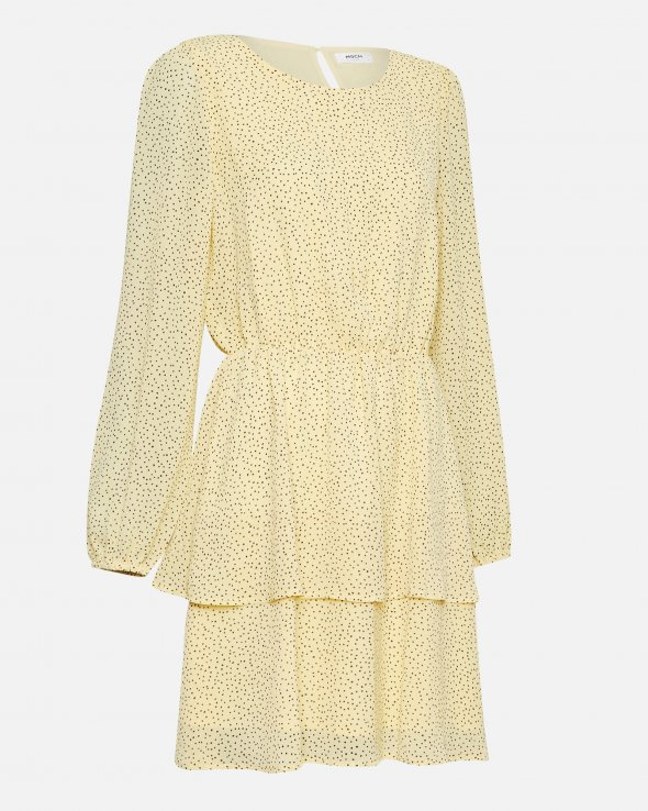 Moss Copenhagen - Linoa Rikkelie LS Dress AOP