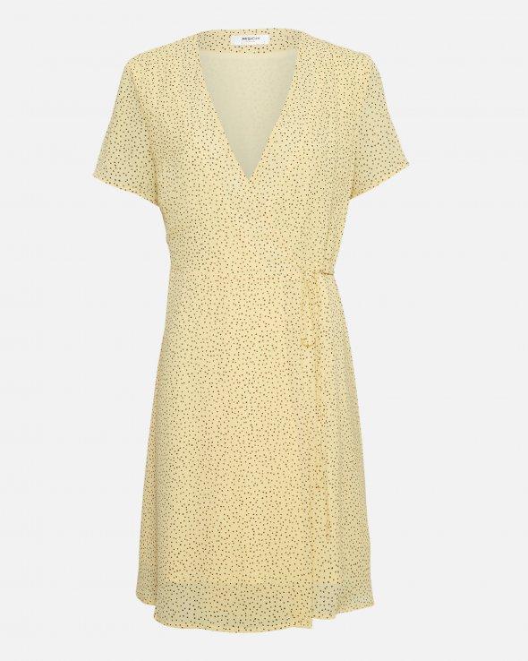 Moss Copenhagen - Linoa Rikkelie Wrap Dress AOP
